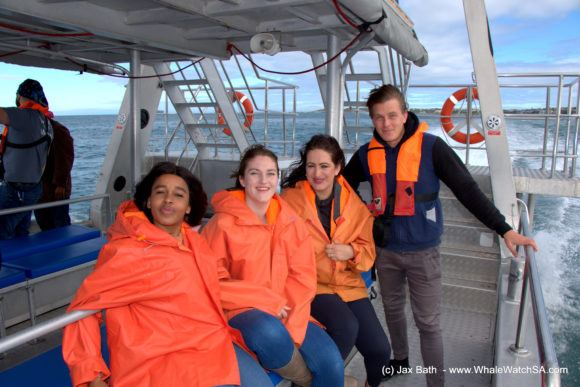 Whale watching South Africa Boat Based Tours (8)