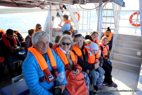 Whale Watching Boat Based eco Marine Safaris Dyer Island Cape Town South Africa (18)