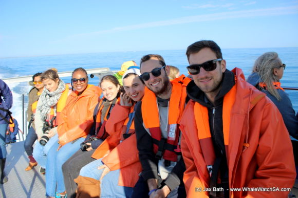Whale watching south africa boat based Gansbaai boat tours (15)